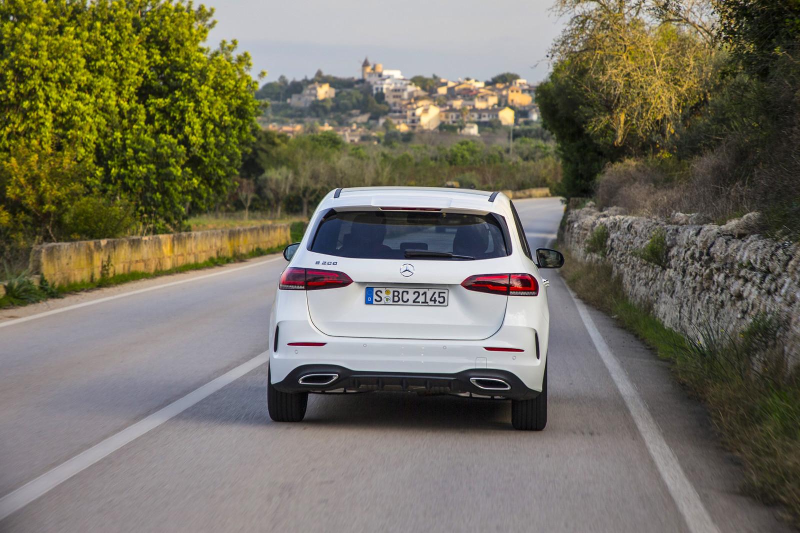 Foto de Mercedes-Benz Clase B 2019 (133/157)