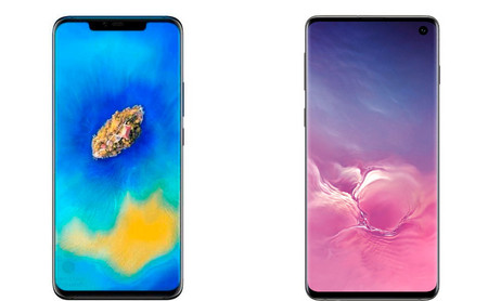 Samsung Galaxy S10 vs Huawei Mate 20 Pro y P20 Pro: comparamos las características de las cámaras triples de la gama alta