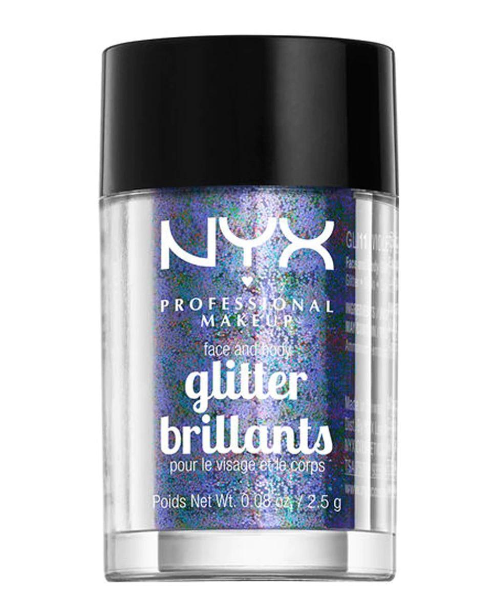 Purpurina para rostro y cuerpo NYX Professional Makeup
