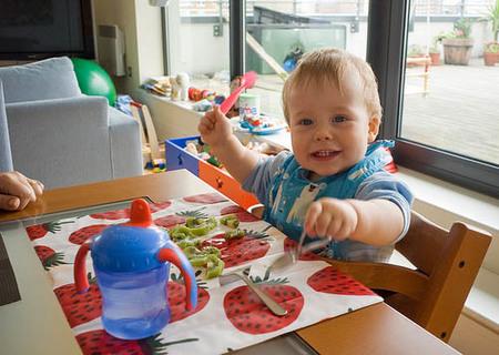 Alimentación complementaria: ¿Cuánto tiene que comer mi hijo? (III)