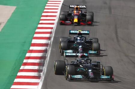 Lewis Hamilton logra una trabajada victoria en Portugal y Fernando Alonso remonta hasta la octava plaza