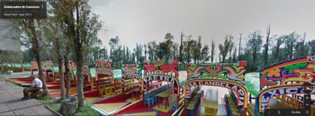 Google Maps te invita a un paseo virtual por Xochimilco y en trajinera