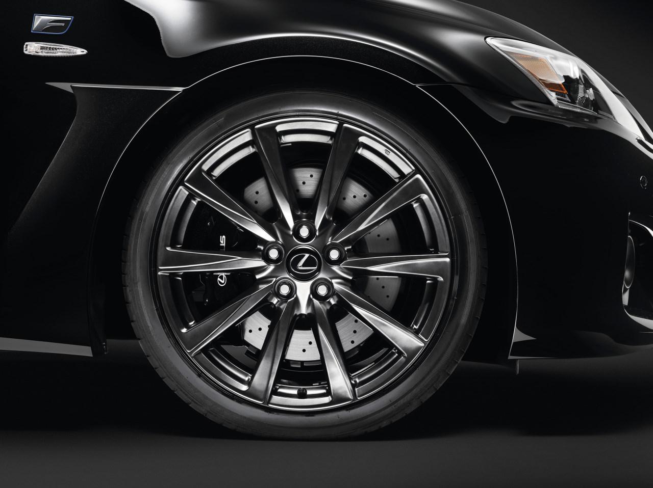 Foto de Lexus IS-F 2011 (12/13)
