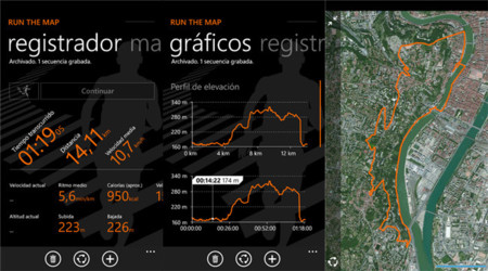 Aplicaciones de Running en Windows Phone - 4
