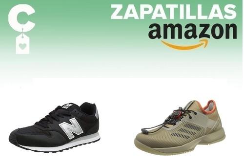 Chollos en tallas sueltas de zapatillas Adidas, Under Armour o New Balance por menos de 40 euros en Amazon
