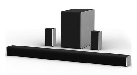 Vizio anuncia nuevas barras de sonido para 2019: Dolby Atmos y DTS Virtual:X son sus cartas de presentación