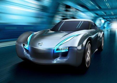 Nissan ESFLOW, un concept de alto voltaje
