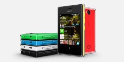 Nokia Asha 500, Asha 502 y Asha 503