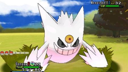 ¿Tenéis sitio en vuestro equipo Pokémon para acoger a un Gengar shiny y un Diancie?