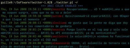 Twitter Command-Line: twitteando desde la línea de comandos en GNU/Linux