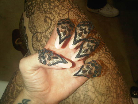 katy perry nail art