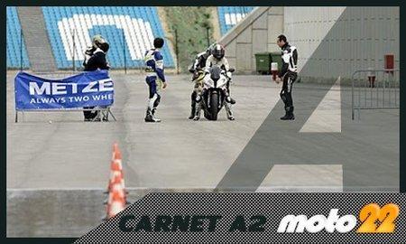 Permisos de conducir A1, A2 y A, ¿cómo sacarse estos carnets de moto?