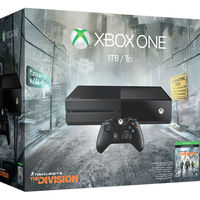 Consola Xbox One 1TB + Tom Clancy's The Division por 199,90 euros