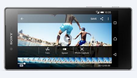 Video 4k Xperia Z5 Premium