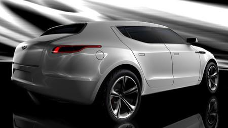 Aston Martin podría ir de la mano de Daimler con su futuro SUV