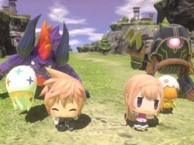 Las versiones de PS4 y PS Vita de World of Final Fantasy cara a cara en un vídeo comparativo