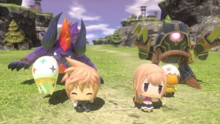 Las versiones de PS4 y PS Vita de World of Final Fantasy cara a cara en un vídeo comparativo
