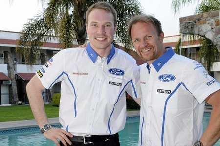 Rally de México 2012: Petter Solberg es el más rápido en la Qualifying Stage