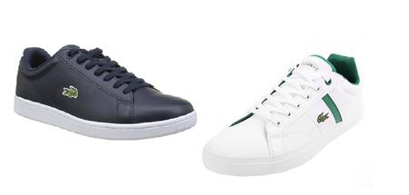 Más de 50 zapatillas de la marca Lacoste rebajadas un 30% en Amazon ¡Quedan pocos números!