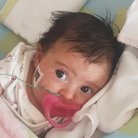 Matilde, la bebé portuguesa con atrofia medular espinal, recibe el medicamento más caro del mundo para frenar la enfermedad