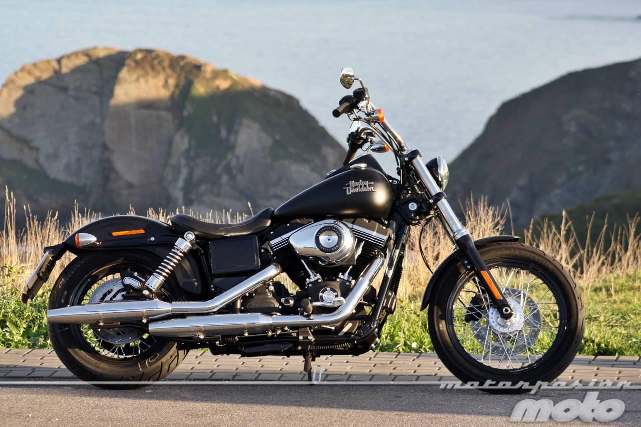 Foto de Harley Davidson DYNA Street Bob, prueba (valoración, ficha técnica y galería) (35/35)