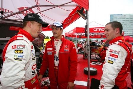 Kris Meeke estará en el Rally de Finlandia con Citroën