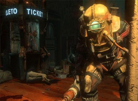 Análisisde'Bioshock':BienvenidoaRapture...