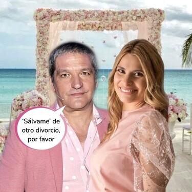 ¡Bombazo! Gustavo González y María Lapiedra anuncian la fecha de su boda ¿Qué colaboradores de 'Sálvame' han recibido invitación?