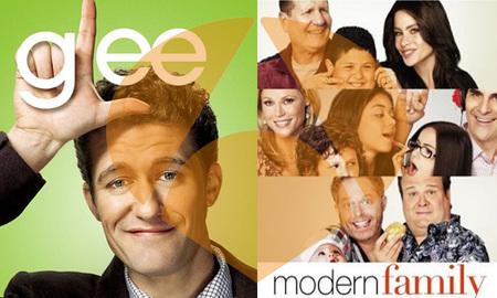 Antena 3 se lleva 'Glee' y 'Modern Family'