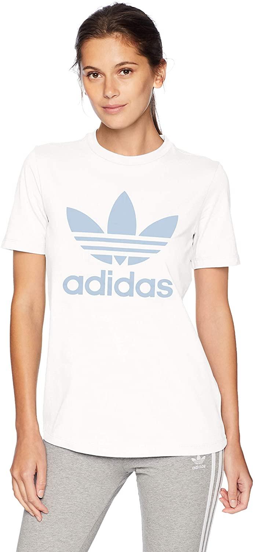 adidas Trefoil tee T-Shirt Mujer