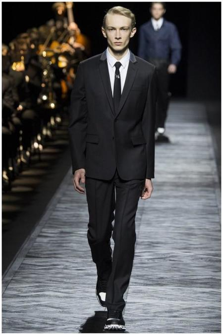 Dior Homme Fall Winter 2015 Menswear Collection Paris Fashion Week 012 800x1200