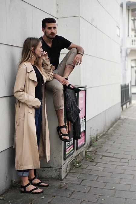 sandalias teva street style