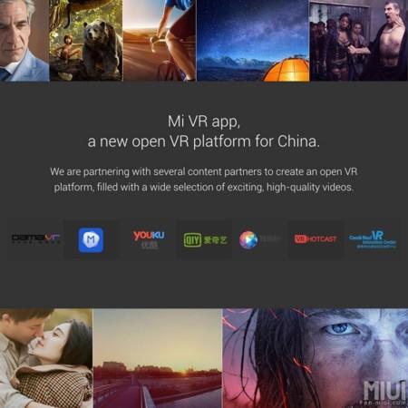 Xiaomi Mi Vr App