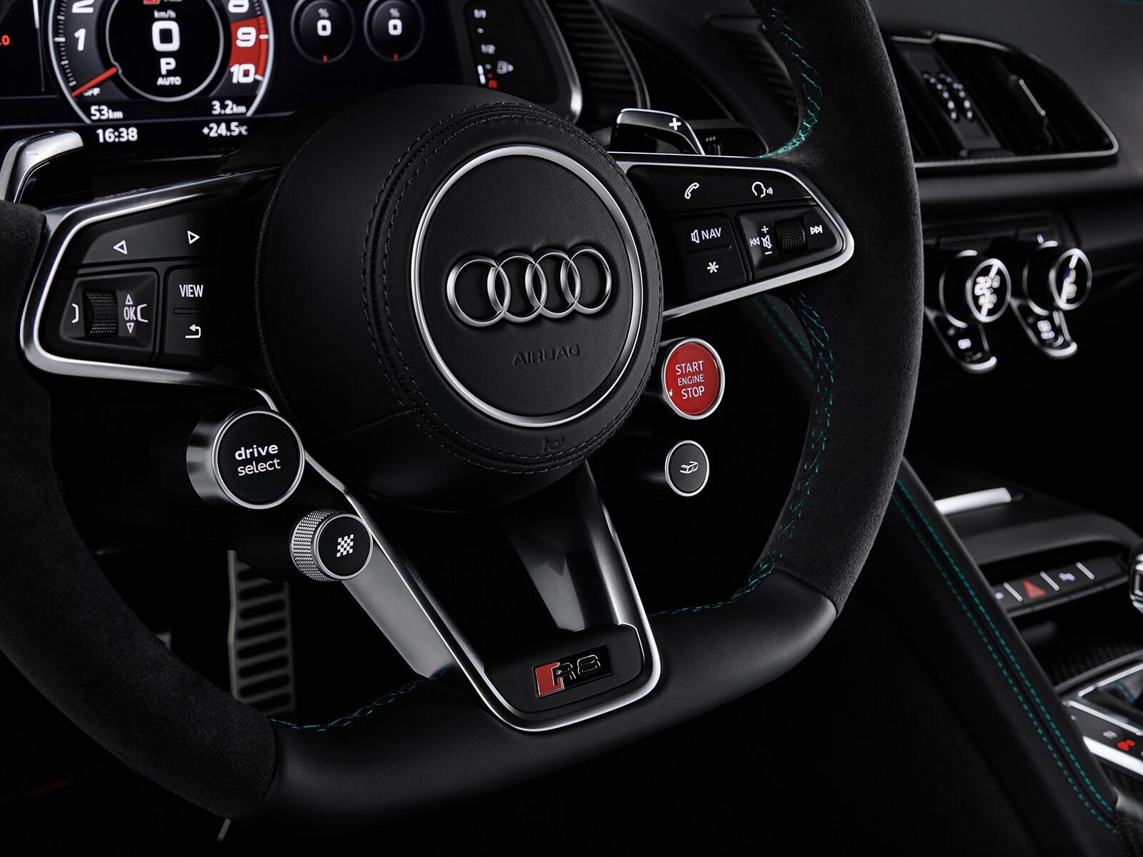 Foto de Audi R8 Green Hell (18/25)