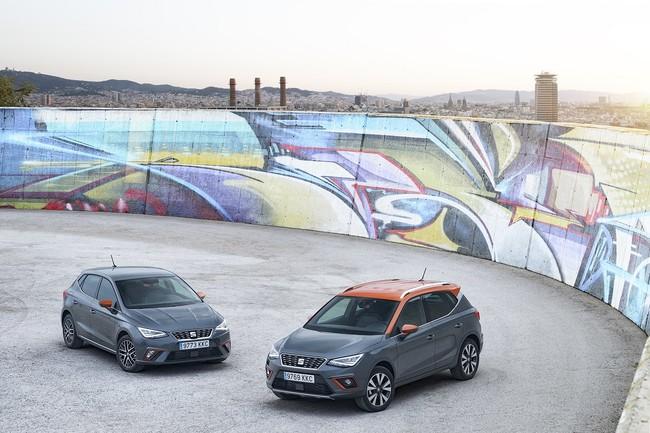 SEAT le pone ritmo al Arona e Ibiza con las versiones Beats