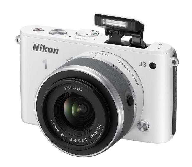 Nikon 1 J3 tamaño