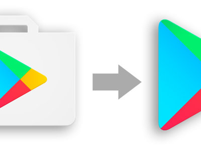 La Play Store estrena icono: así puedes tener ya el nuevo diseño