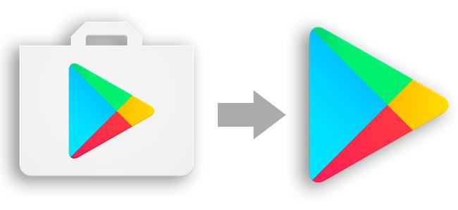 Play Store reciente Icono