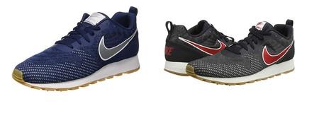 Tenemos las zapatillas Nike  MD Runner 2 Eng Mesh desde 32,29 euros en Amazon