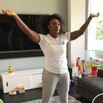 """""""Solía tener sala de estar, ahora tengo un cuarto de juegos"""", la graciosa imagen de Serena Williams con la que nos identificamos"""