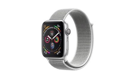 Black Friday en eBay: también en gris plata, el Apple Watch Series 4 Sport de 44mm, por sólo 419,99 euros