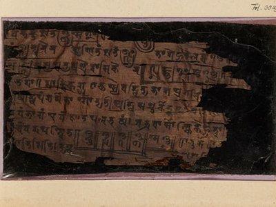 Cuando los indios inventaron la nada: el número cero es bastante más antiguo de lo que creíamos