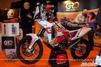 MotoMadrid 2013: Gas Gas Ec 450 Raid, la moto de Laia Sanz