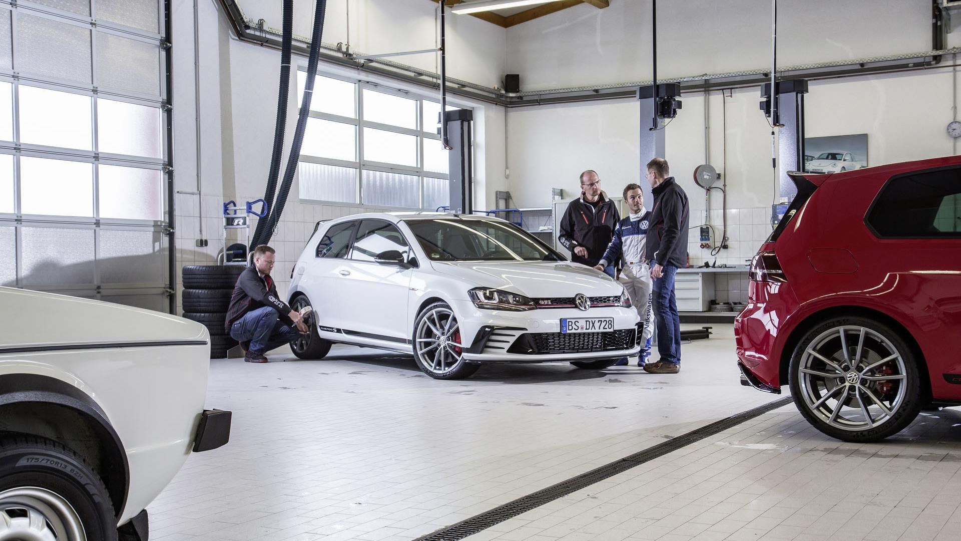 Foto de Volkswagen Golf GTI Clubsport S (8/36)
