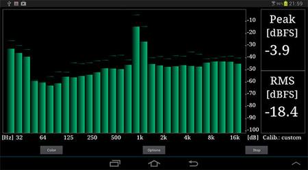 Aplicación Android de RTA para móvil