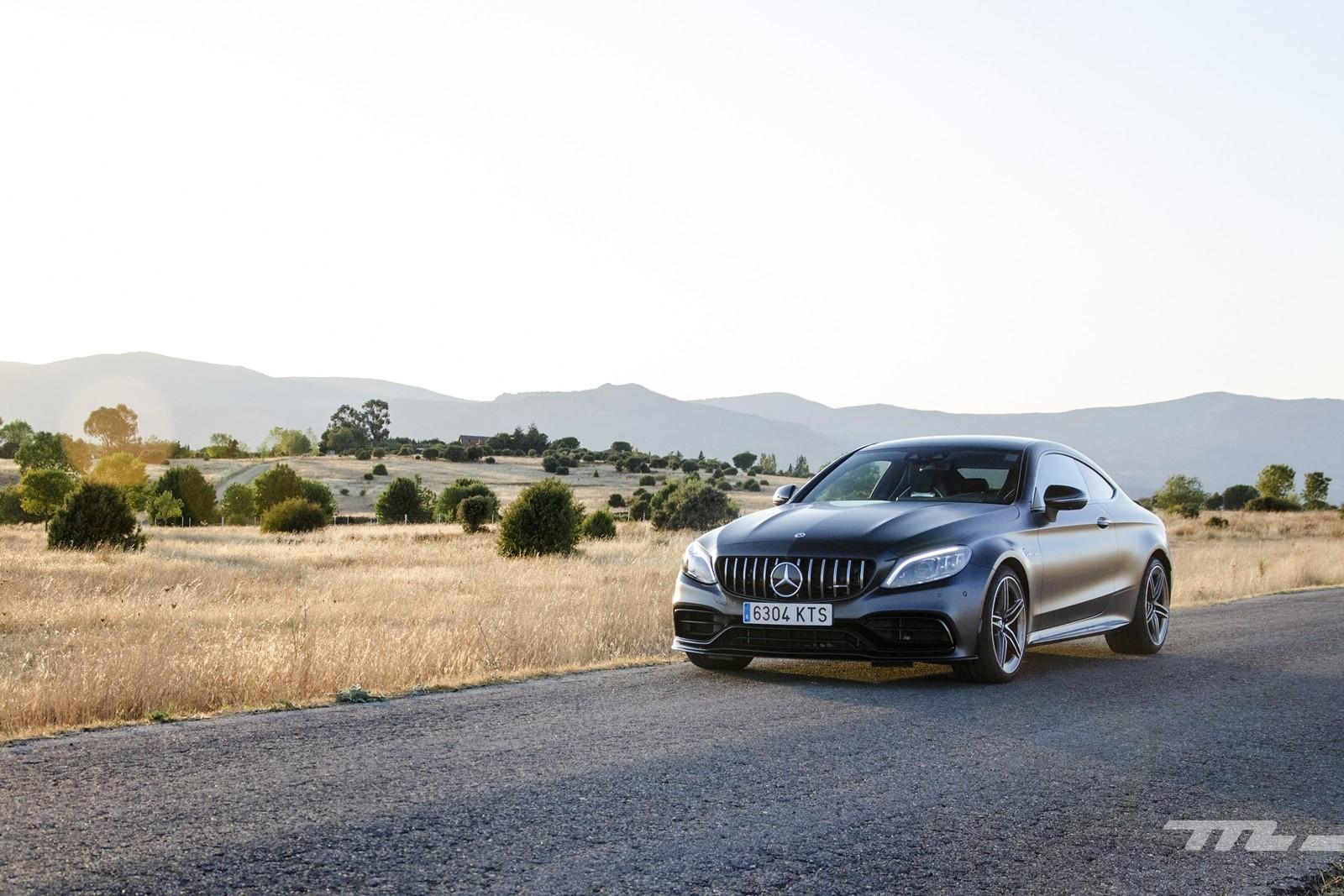 Foto de Mercedes-AMG C 63 S 2019, prueba (50/53)