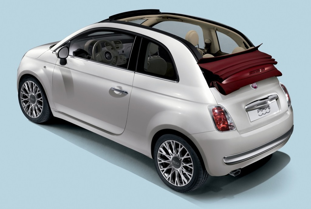 Foto de Fiat 500C (2/3)