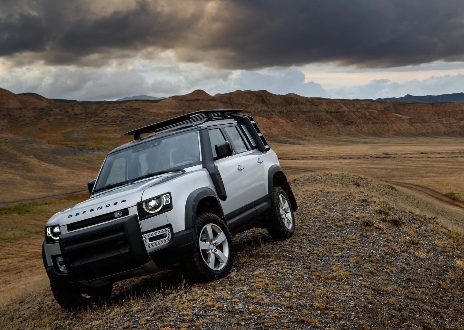 Foto de Land Rover Defender 2020 (1/60)