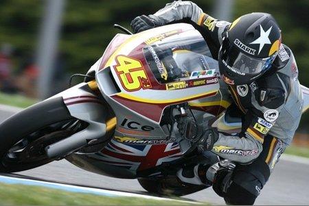 Cómprate la Moto2 de Scott Redding... si es que puedes