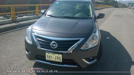 Nissan Versa 2015, prueba (parte 2)